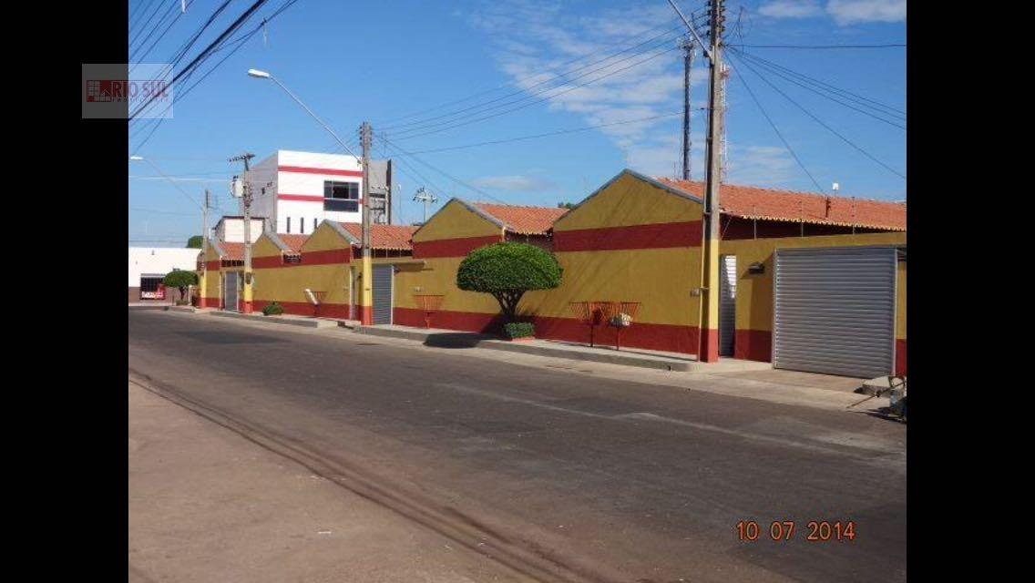 Casa para Alugar no bairro Centro em Imperatriz - MA. 1 banheiro, 2 dormitórios, 1 vaga na garagem, 1 cozinha,  área de serviço,  sala de estar.  - 00