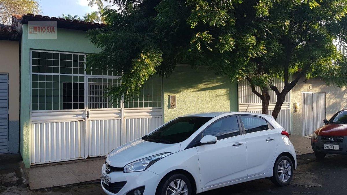 Casa para Alugar no bairro Nova Imperatriz em Imperatriz - MA. 2 banheiros, 3 dormitórios, 1 suíte, 1 vaga na garagem, 1 cozinha,  área de serviço,  s