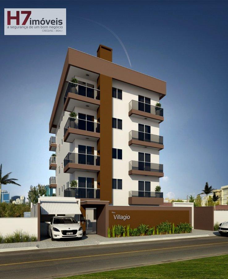 Apartamento a Venda no bairro Aventureiro em Joinville - SC. 1 banheiro, 3 dormitórios, 1 vaga na garagem,  área de serviço.