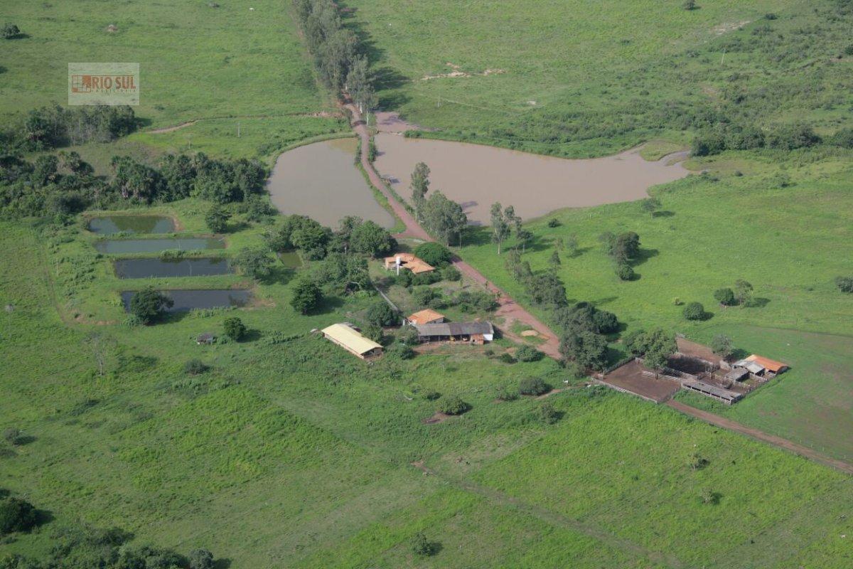 Fazenda a Venda no bairro Rural  em Porto Franco - MA.  - 00232