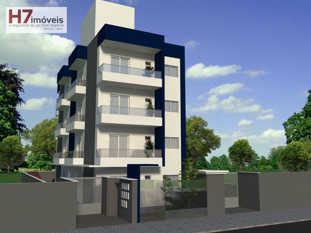 Apartamento a Venda no bairro Boa Vista em Joinville - SC. 1 banheiro, 2 dormitórios, 1 vaga na garagem, 1 cozinha.