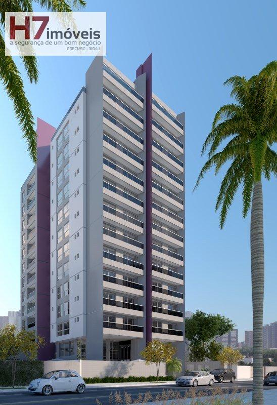 Apartamento a Venda no bairro Anita Garibaldi em Joinville - SC. 3 dormitórios, 3 suítes, 2 vagas na garagem, 1 cozinha.