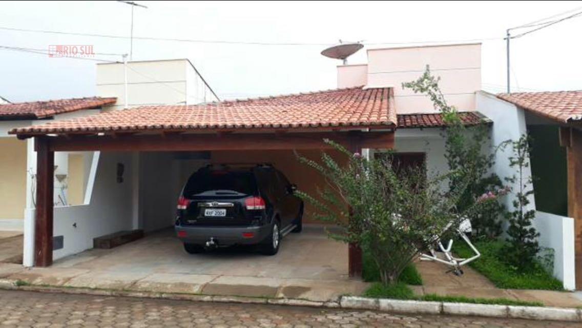 Casa para Alugar no bairro Santa Inês em Imperatriz - MA. 2 banheiros, 3 dormitórios, 1 suíte, 2 vagas na garagem, 1 cozinha,  área de serviço,  sala