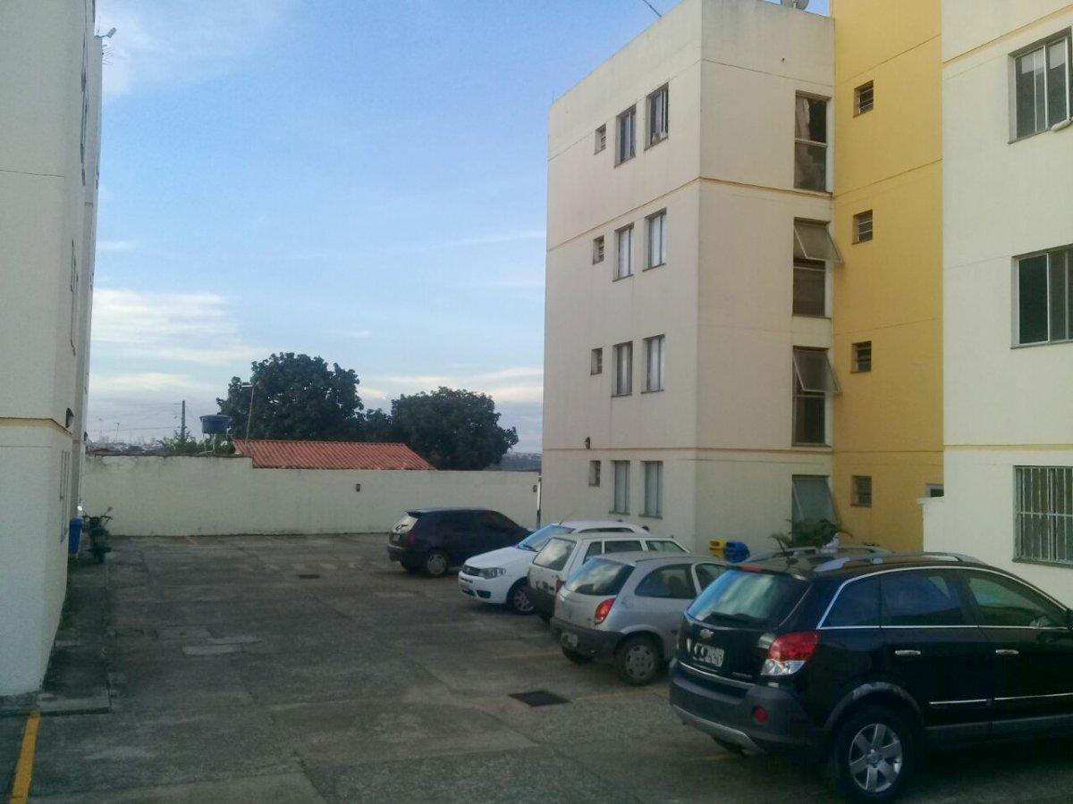 Apartamento T Rreo Para Venda Em Parque Industrial Santo Ant Nio