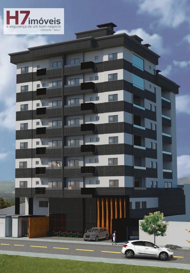 Apartamento a Venda no bairro Costa e Silva em Joinville - SC. 1 banheiro, 3 dormitórios, 1 suíte, 1 vaga na garagem,  área de serviço,  sala de janta