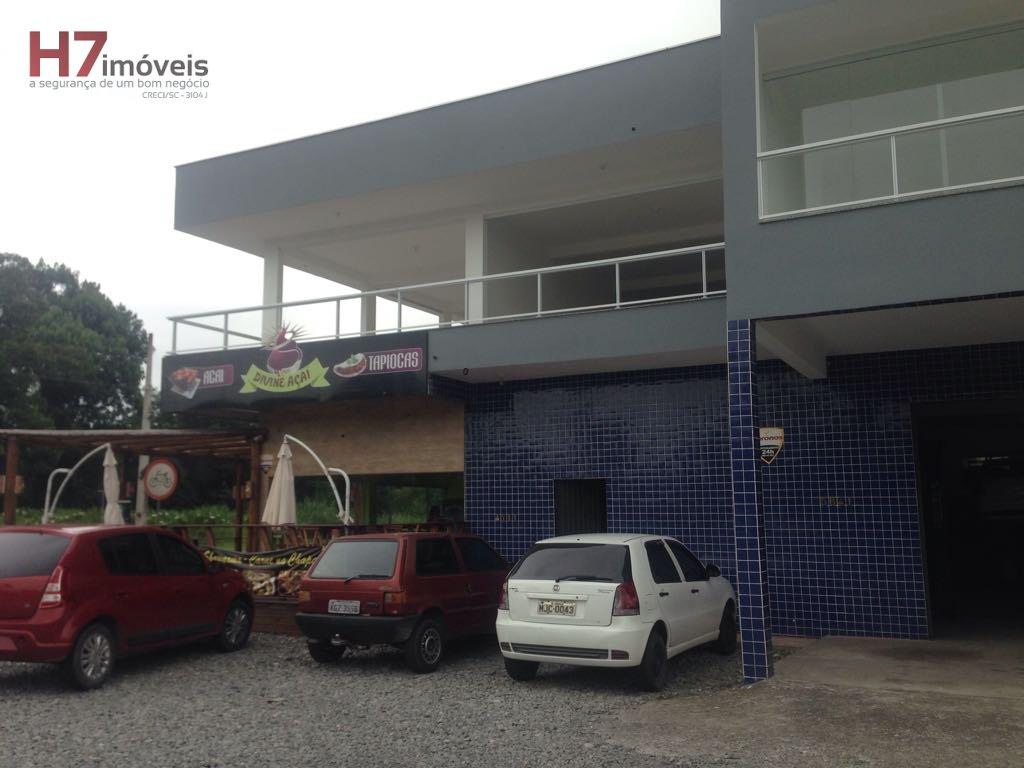 Sala para Alugar no bairro Vila Nova em Joinville - SC. 1 banheiro.