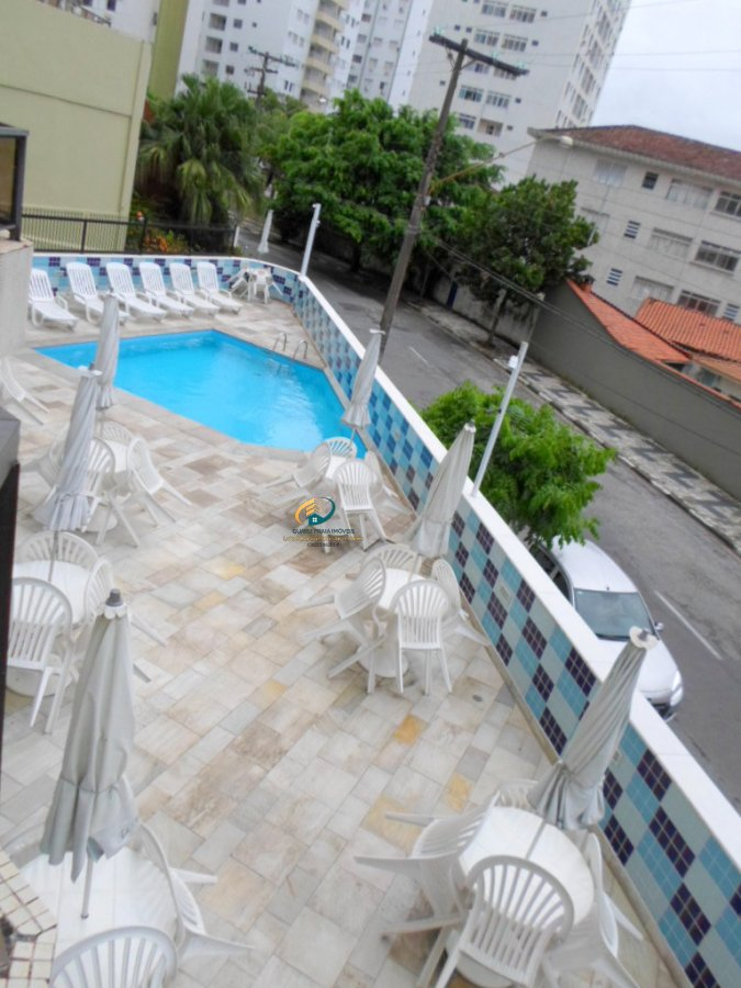 Apartamento Padrão para Aluguel em Tombo Guarujá-SP - Ref