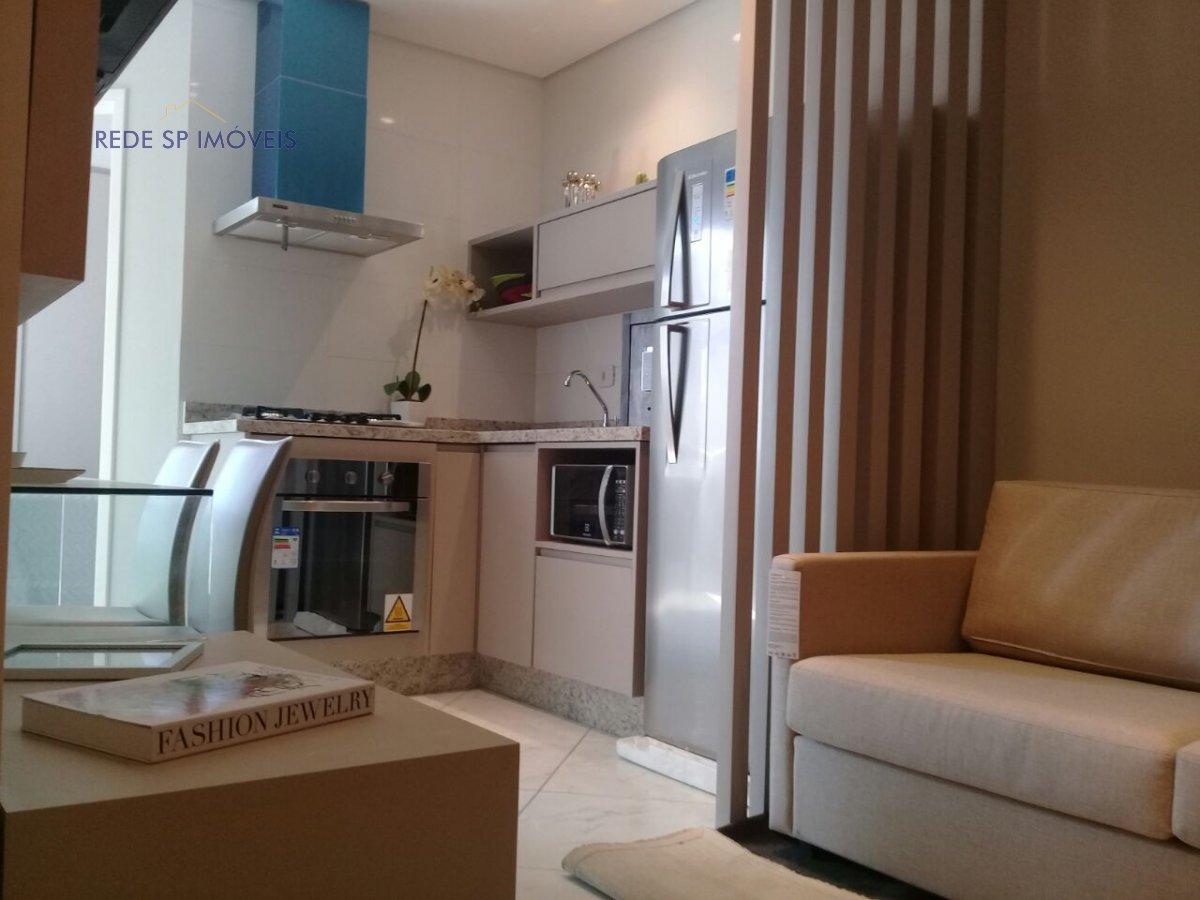 Excepcional Apartamento Studio para Venda em Cidade Patriarca São Paulo-SP DC22