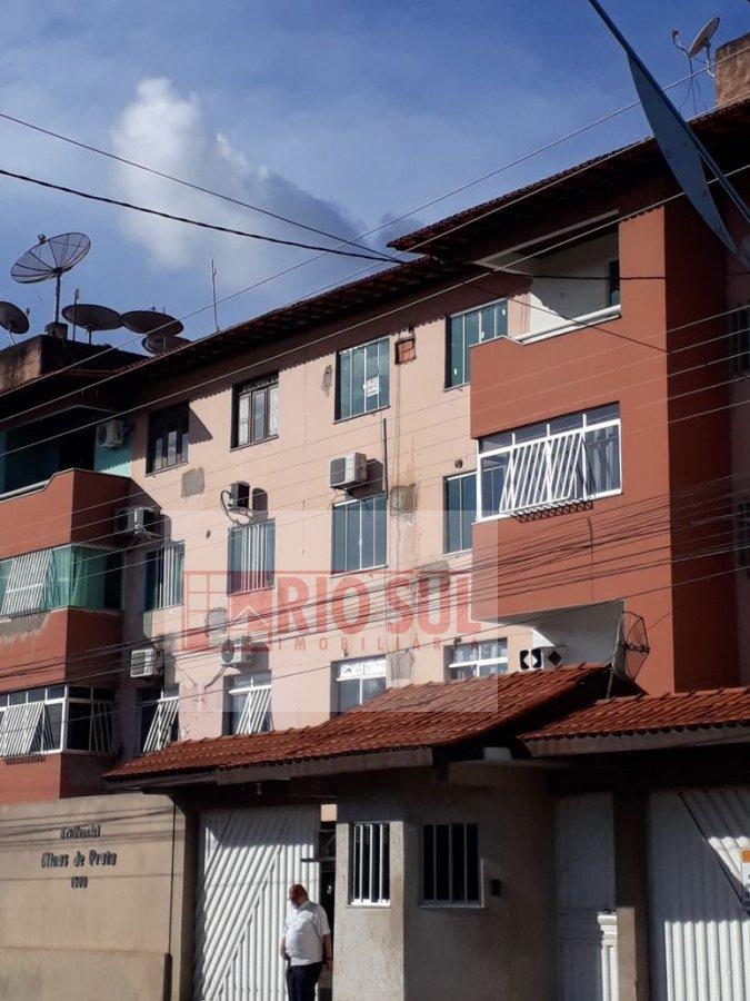 Apartamento para Alugar no bairro Nova Imperatriz em Imperatriz - MA. 2 banheiros, 3 dormitórios, 1 suíte, 2 vagas na garagem, 1 cozinha,  área de ser