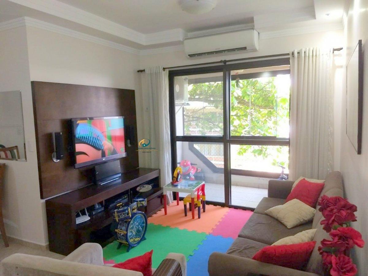 Apartamento Padrão para Venda em Tombo Guarujá-SP - Ref en458 -