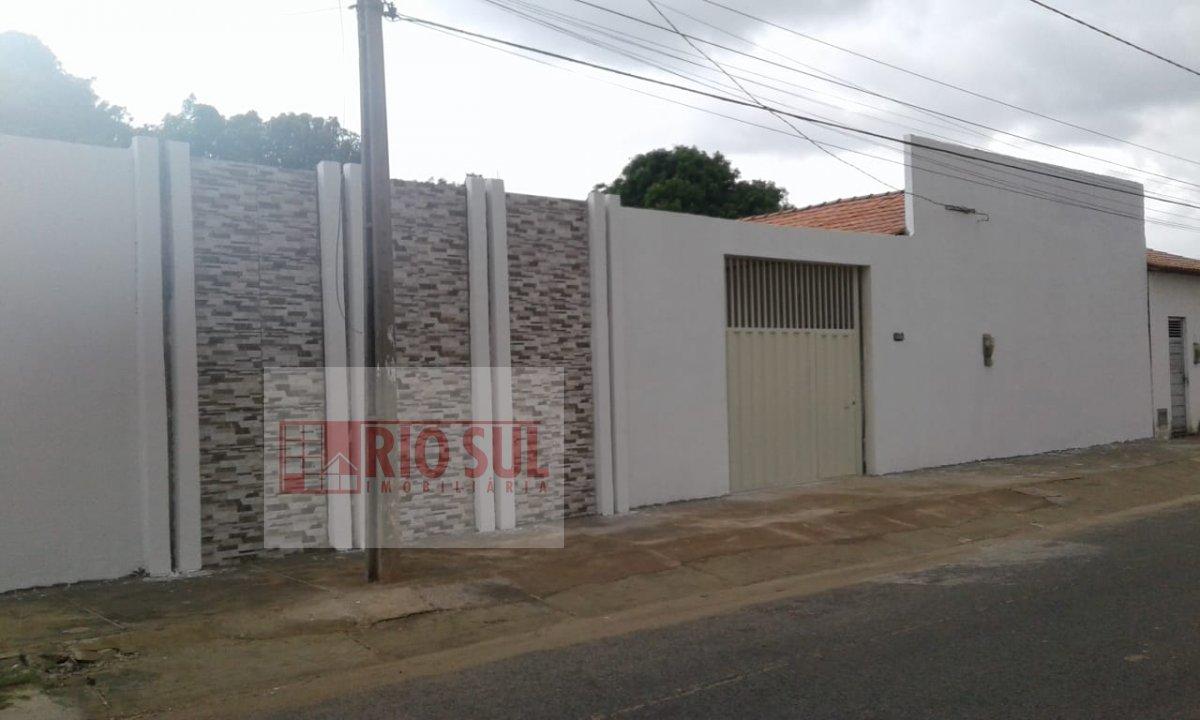 Casa para Alugar no bairro Nova Imperatriz em Imperatriz - MA. 1 banheiro, 2 dormitórios, 5 vagas na garagem, 1 cozinha,  área de serviço,  sala de es