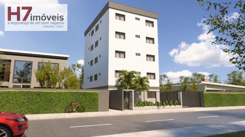 Apartamento a Venda no bairro Itaum em Joinville - SC. 1 banheiro, 2 dormitórios, 1 vaga na garagem, 1 cozinha,  área de serviço,  sala de estar,  sal