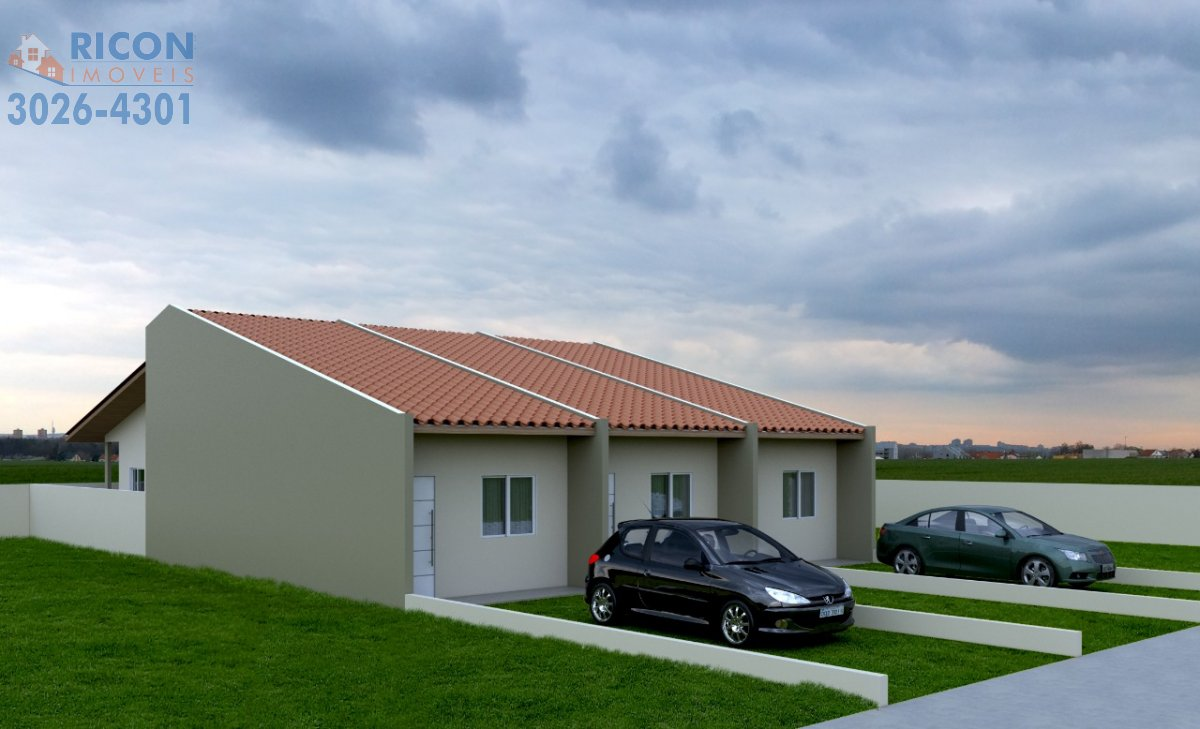 Casa Joinville Jardim Paraíso 2032484