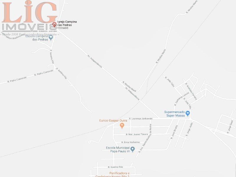 Área a Venda no bairro Passauna em Araucária - PR.  - AR-010