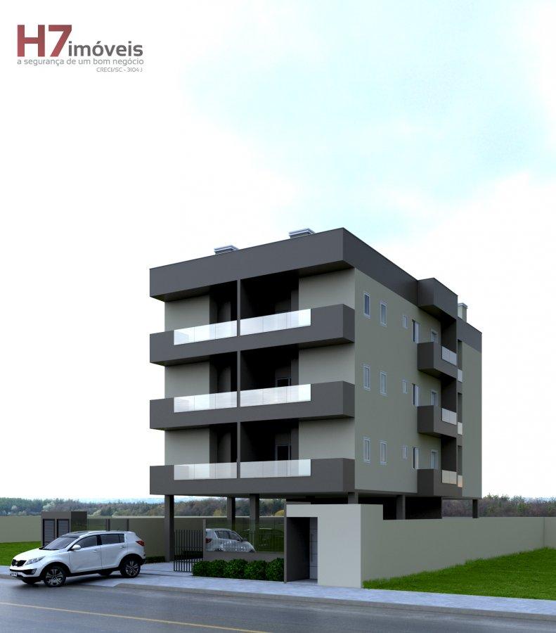 Apartamento a Venda no bairro Iririú em Joinville - SC. 2 dormitórios,  área de serviço,  lavabo.