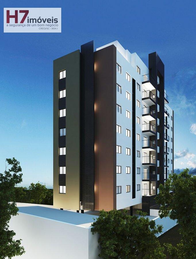 Apartamento a Venda no bairro Santo Antônio em Joinville - SC. 1 banheiro, 3 dormitórios, 1 suíte, 1 vaga na garagem, 1 cozinha,  área de serviço,  sa