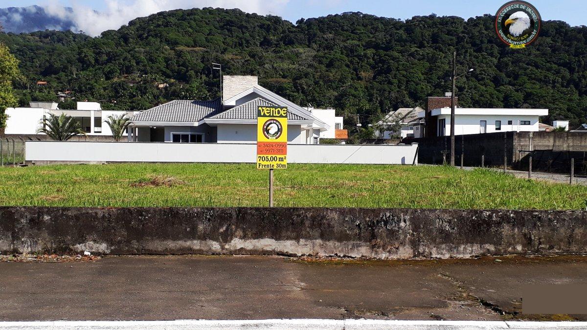 Terreno/Lote à venda  no Pirabeiraba (Centro) - Joinville, SC. Imóveis