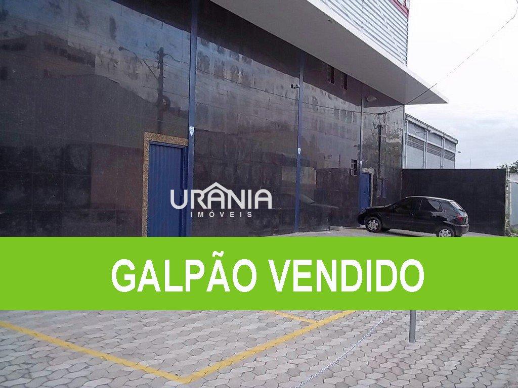 Galpão/Pavilhão a Venda no bairro Cobilândia em Vila Velha - ES. 2 banheiros, 10 vagas na garagem, 1 cozinha,  área de serviço,  copa,  lavabo,  escri