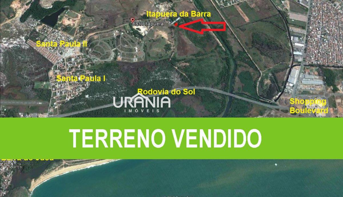 Terreno a Venda no bairro Santa Paula em Vila Velha - ES.  - 152