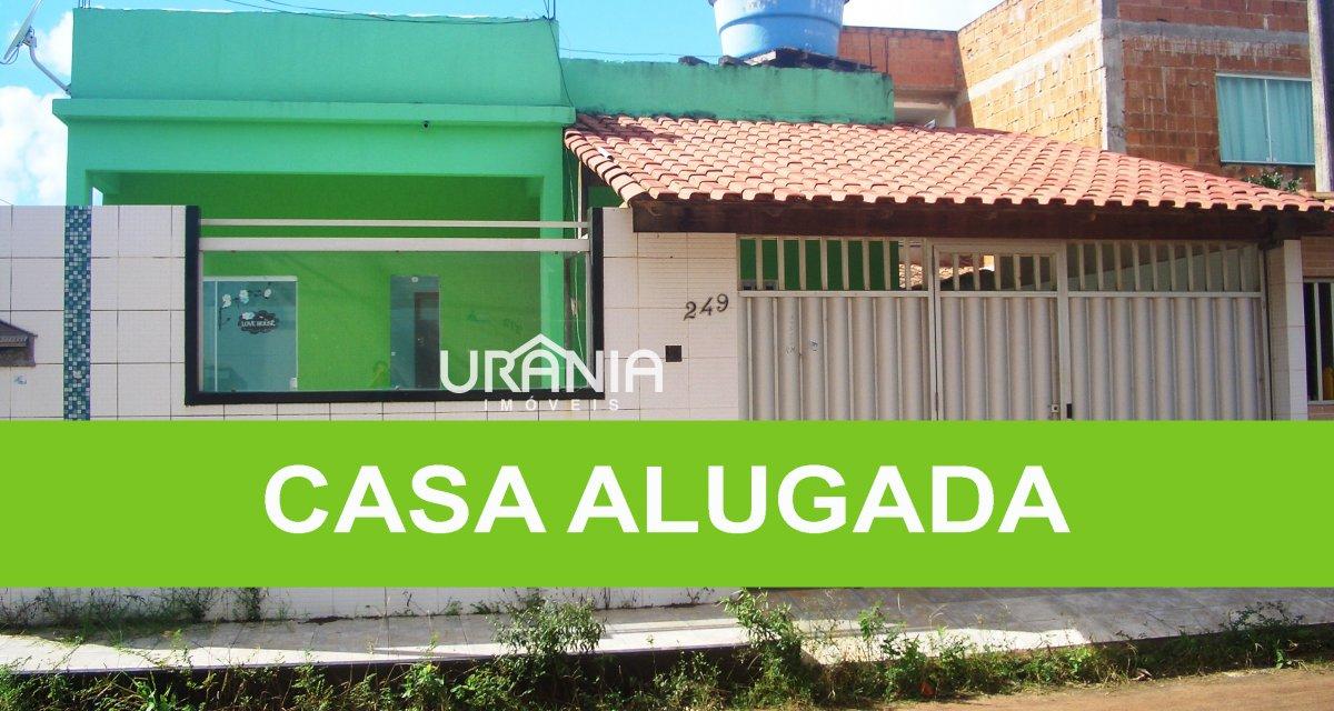 Casa para Alugar no bairro Santa Paula ll em Vila Velha - ES. 1 banheiro, 3 dormitórios, 2 vagas na garagem, 1 cozinha,  área de serviço,  copa,  sala