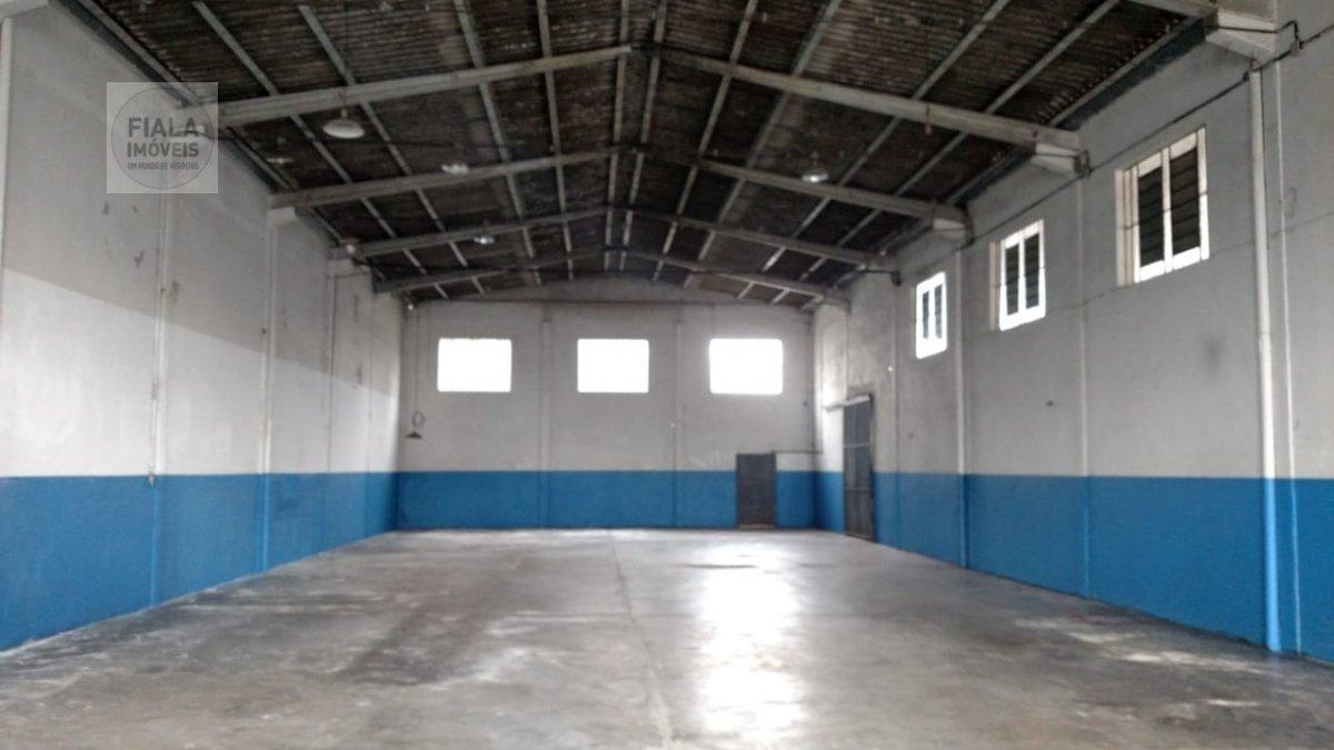 Barracão para Locação - São José dos Pinhais
