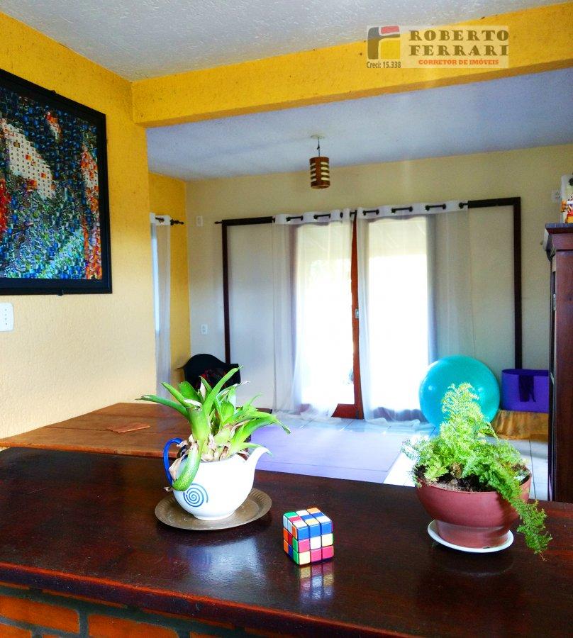 Casa a Venda no bairro Ibiraquera em Imbituba - SC. 2 banheiros, 1 dormitório, 1 suíte, 2 vagas na garagem, 1 cozinha,  área de serviço.  - 193