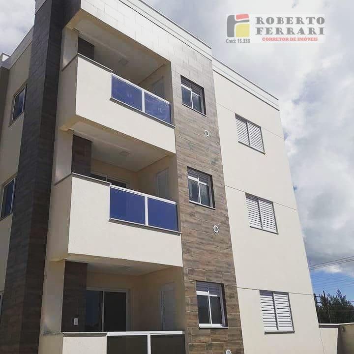 Apartamento a Venda no bairro Vilage em Imbituba - SC. 2 banheiros, 2 dormitórios, 1 suíte, 1 vaga na garagem, 1 cozinha.  - 198