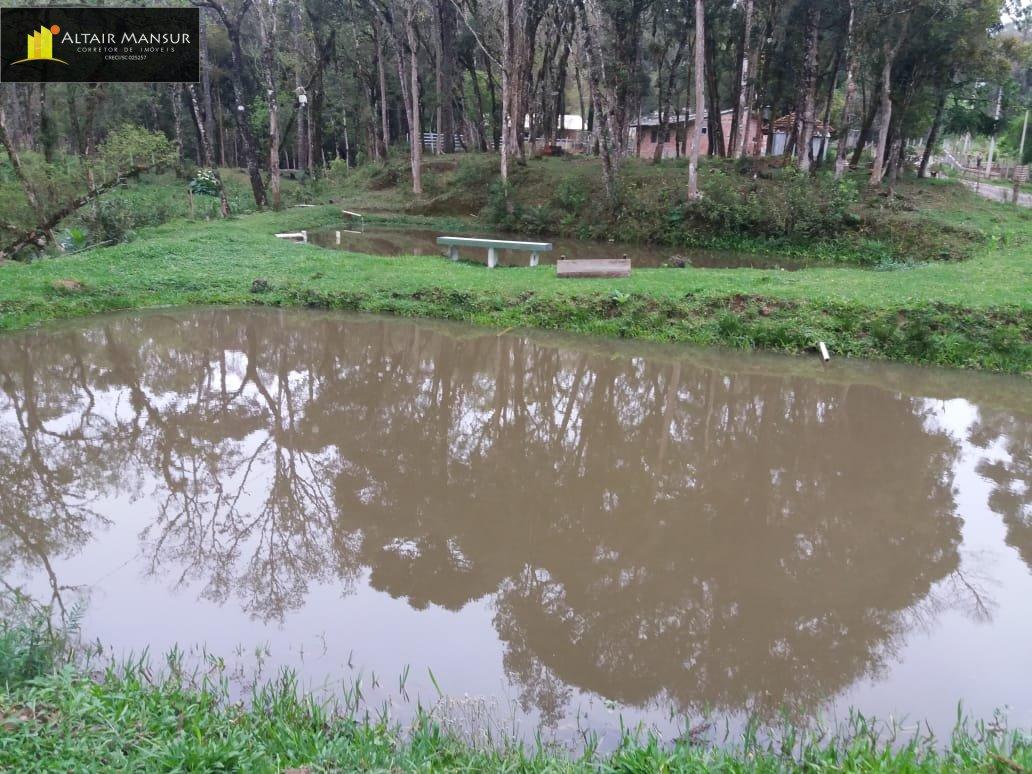 Fazenda/sítio/chácara/haras com 3 Dormitórios à venda, 4.840 m² por R$ 220.000,00