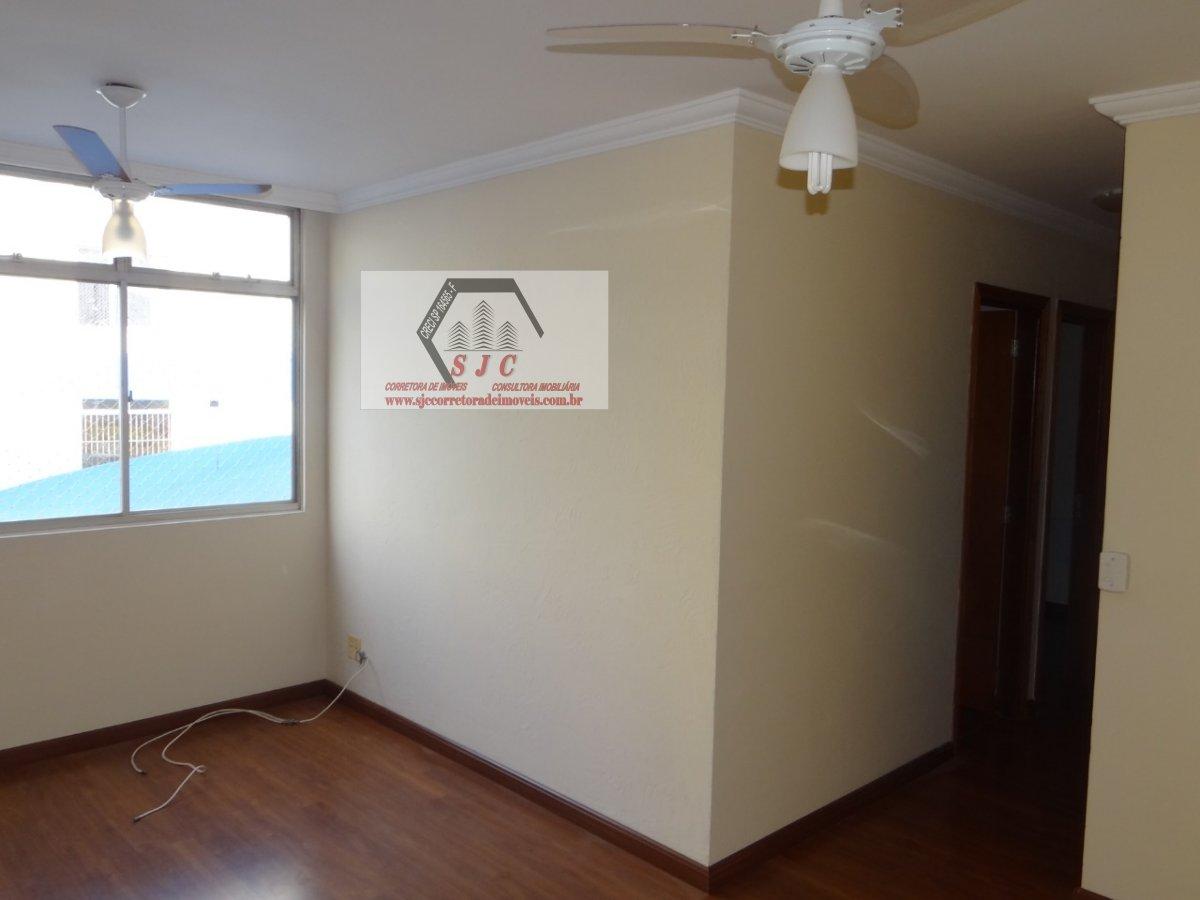 Apartamento a Venda no bairro Nova Americana em Americana - SP. 1 banheiro, 3 dormitórios, 1 vaga na garagem, 1 cozinha,  área de serviço,  sala de es