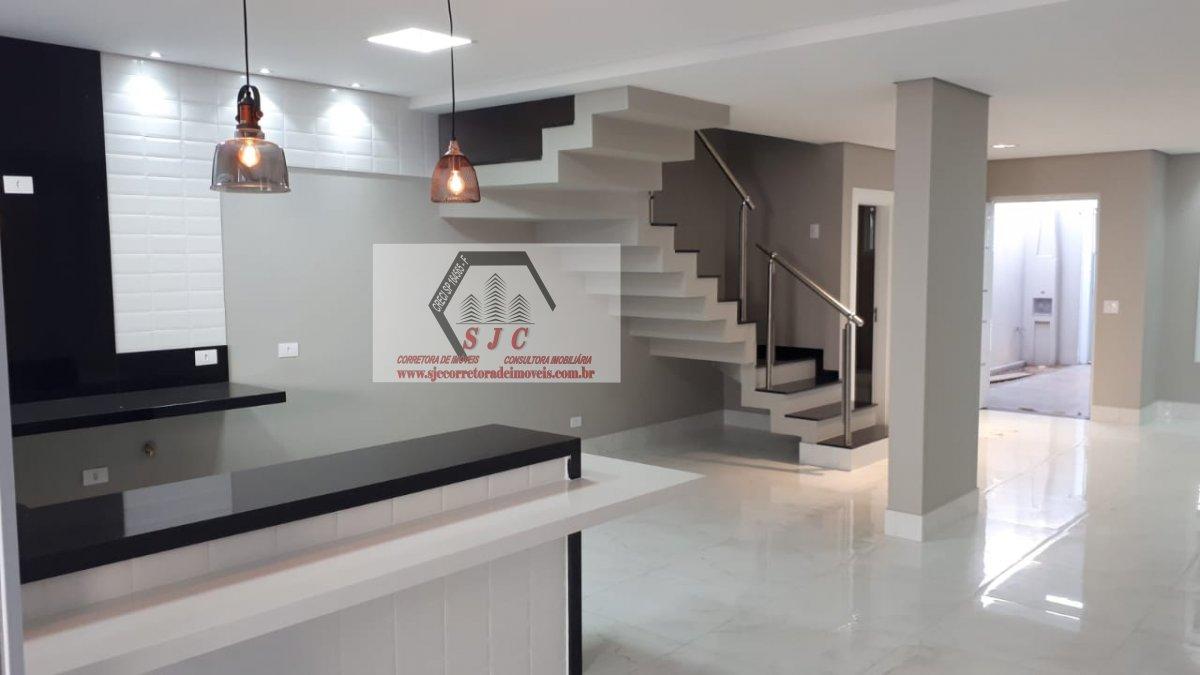 Casa a Venda no bairro Jardim Boer I em Americana - SP. 1 banheiro, 3 dormitórios, 1 suíte, 2 vagas na garagem, 1 cozinha,  área de serviço,  sala de