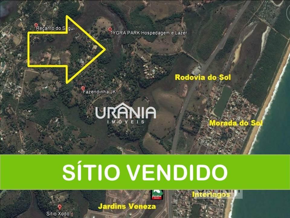 Sítio a Venda no bairro Retiro do Congo em Vila Velha - ES. 3 banheiros, 2 dormitórios, 1 suíte, 4 vagas na garagem, 2 cozinhas,  closet,  área de ser