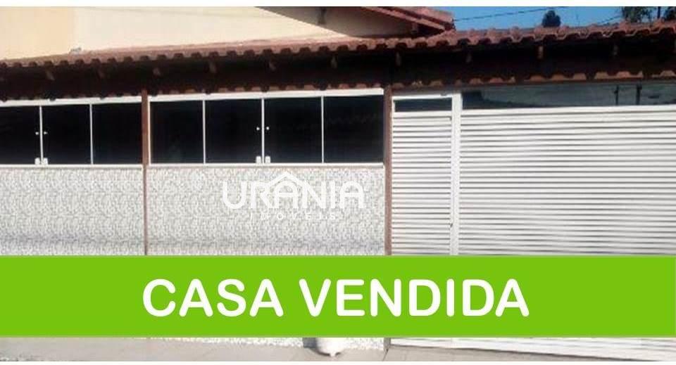 Casa a Venda no bairro Santa Paula II em Vila Velha - ES. 1 banheiro, 2 dormitórios, 2 vagas na garagem, 1 cozinha,  área de serviço,  sala de estar,