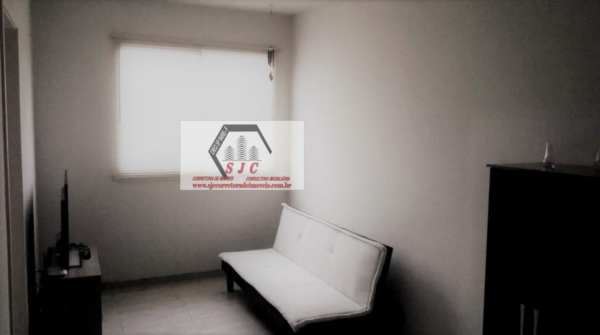 Apartamento a Venda no bairro Chácara Letônia em Americana - SP. 1 banheiro, 1 dormitório, 1 vaga na garagem, 1 cozinha,  área de serviço,  sala de tv
