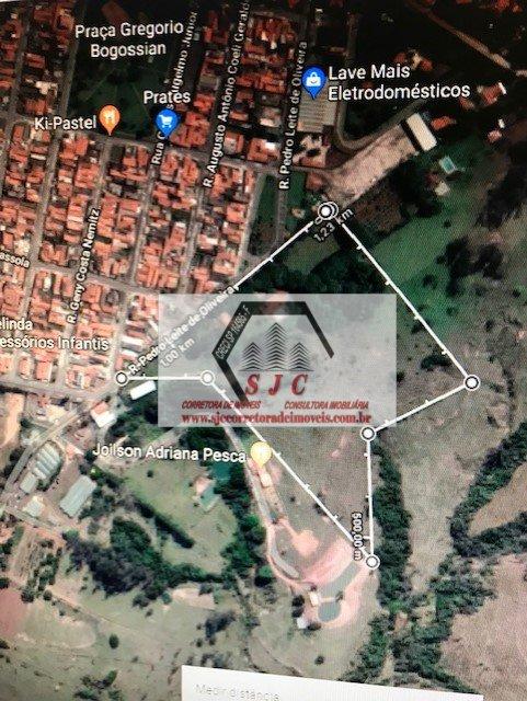 Área a Venda no bairro Jardim Lagoa Nova em Limeira - SP.  - 487