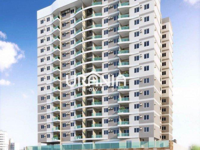Apartamento a Venda no bairro Praia de Itaparica em Vila Velha - ES. 2 banheiros, 3 dormitórios, 1 suíte, 2 vagas na garagem,  área de serviço,  sala
