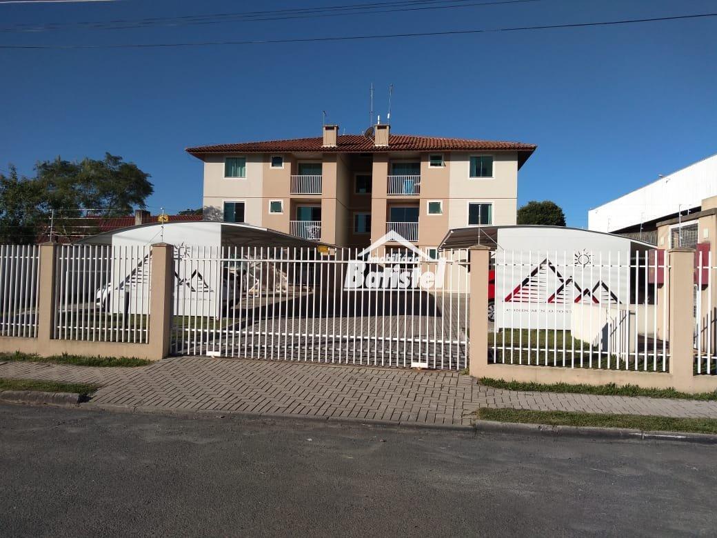 Apartamento a Venda no bairro Vila Itaqui em Campo Largo - PR. 1 banheiro, 2 dormitórios, 1 vaga na garagem, 1 cozinha,  área de serviço.  - AP0041