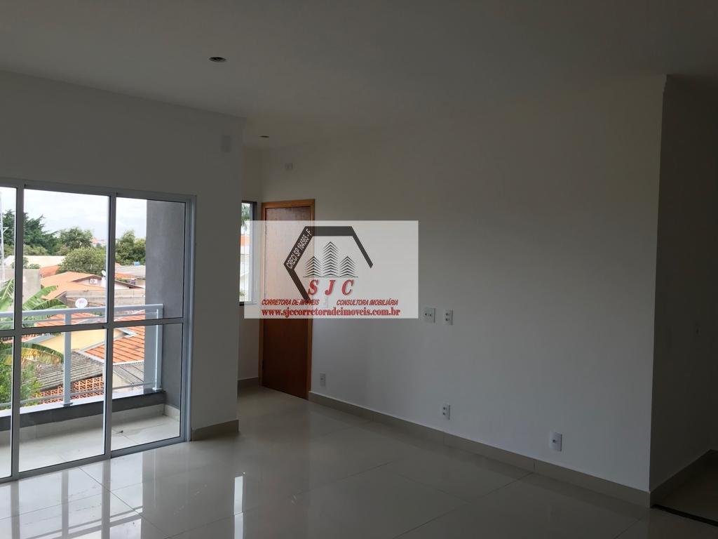 Apartamento a Venda no bairro Vila Santa Catarina em Americana - SP. 1 banheiro, 2 dormitórios, 1 suíte, 1 vaga na garagem, 1 cozinha,  área de serviç