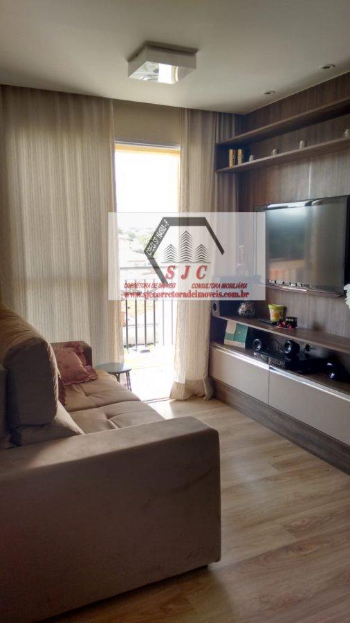 Apartamento a Venda no bairro São Manoel em Americana - SP. 1 banheiro, 2 dormitórios, 1 vaga na garagem, 1 cozinha,  área de serviço,  sala de estar,