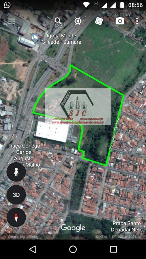 Área a Venda no bairro Jardim Novo Paraná em Sumaré - SP.  - 573