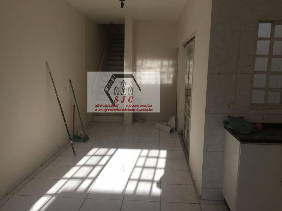 Casa a Venda no bairro Jardim Paulistano em Americana - SP. 1 banheiro, 3 dormitórios, 1 suíte, 1 cozinha,  área de serviço,  sala de estar.  - 578