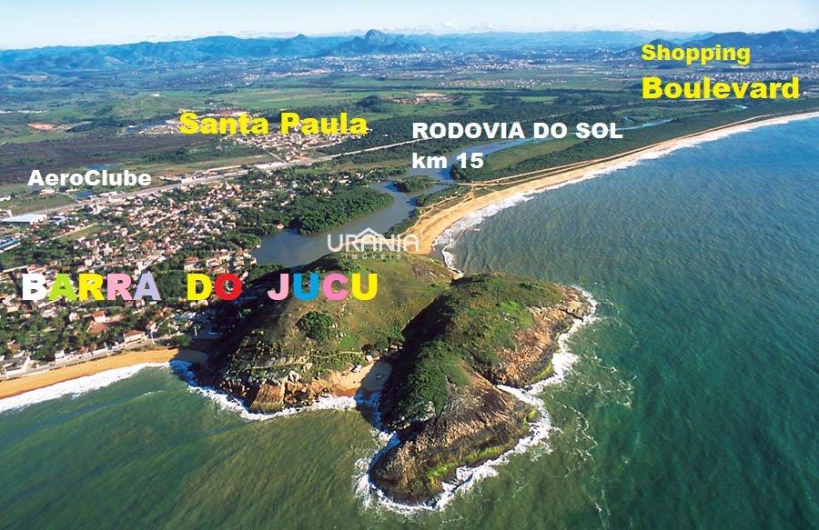 Terreno a Venda no bairro Barra do Jucu em Vila Velha - ES.  - 269