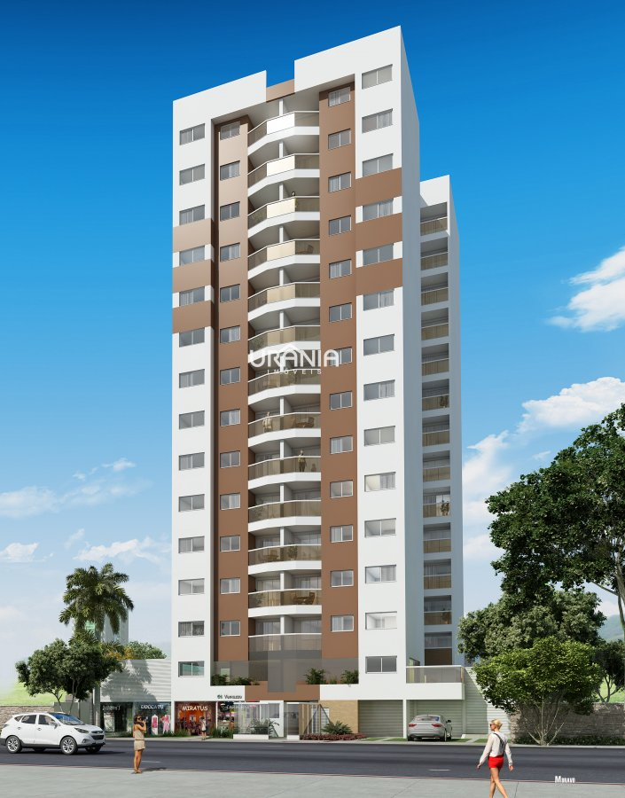 Apartamento a Venda no bairro Praia de Itaparica em Vila Velha - ES. 2 banheiros, 4 dormitórios, 1 suíte, 2 vagas na garagem, 1 cozinha,  área de serv