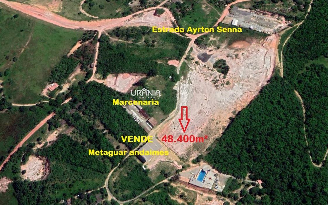 Área a Venda no bairro Jabaeté em Vila Velha - ES.  - 273