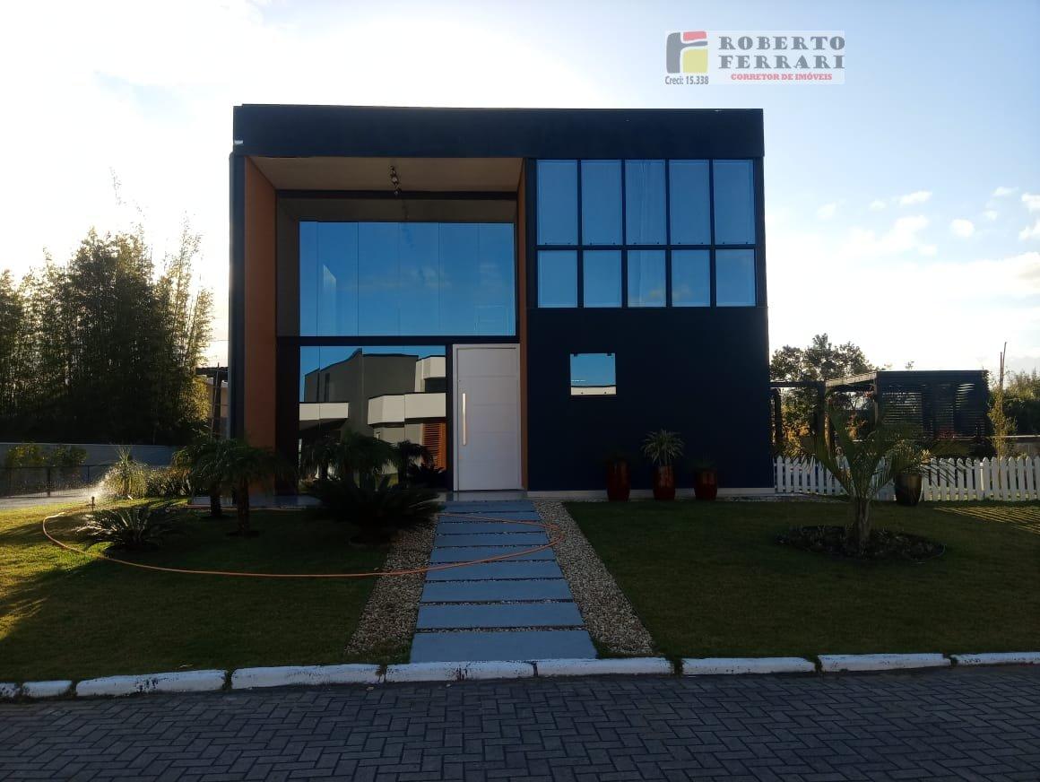 Casa a Venda no bairro Araçatuba em Imbituba - SC. 1 banheiro, 3 dormitórios, 2 suítes, 2 vagas na garagem, 1 cozinha,  closet,  área de serviço,  cop