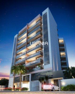 Apartamento a Venda no bairro Praia da Costa em Vila Velha - ES. 2 banheiros, 3 dormitórios, 2 suítes, 2 vagas na garagem, 1 cozinha,  área de serviço