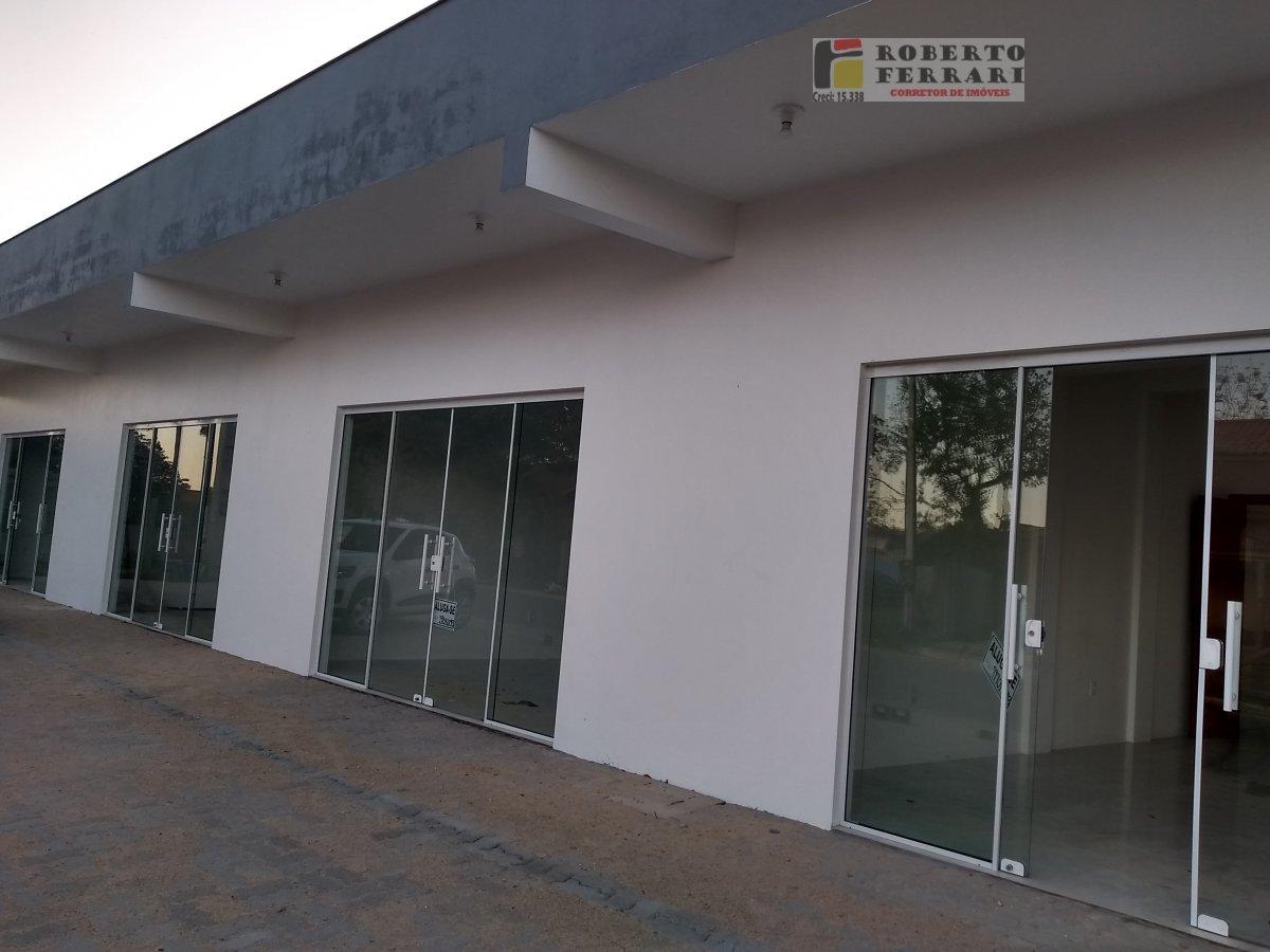 Sala comercial para Alugar no bairro Ibiraquera em Imbituba - SC. 1 banheiro, 1 dormitório, 1 suíte, 1 vaga na garagem.  - 242