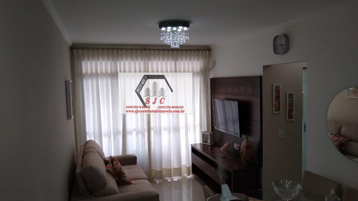 Apartamento a Venda no bairro Vila Omar em Americana - SP. 1 banheiro, 2 dormitórios, 1 vaga na garagem, 1 cozinha,  área de serviço,  sala de estar,