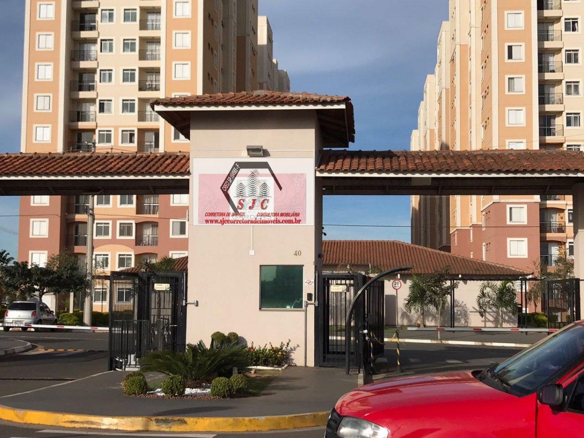 Apartamento a Venda no bairro Jardim Nossa Senhora do Carmo em Americana - SP. 1 banheiro, 2 dormitórios, 1 suíte, 1 vaga na garagem, 1 cozinha,  área