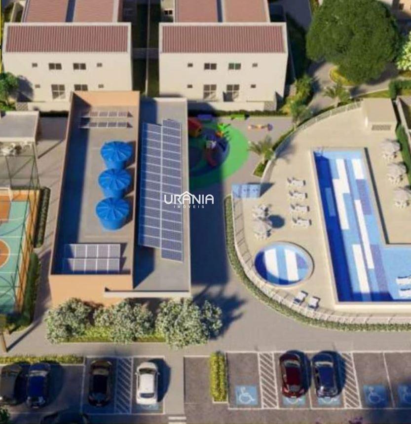 Apartamento a Venda no bairro Santa Paula II em Vila Velha - ES. 1 banheiro, 2 dormitórios, 1 vaga na garagem, 1 cozinha,  área de serviço,  sala de j