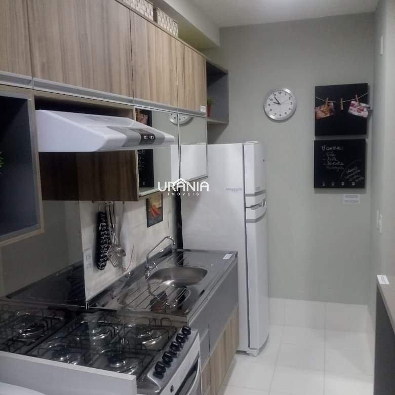 Apartamento a Venda no bairro Santa Paula II em Vila Velha - ES. 1 banheiro, 2 dormitórios, 1 suíte, 1 vaga na garagem, 1 cozinha,  área de serviço,